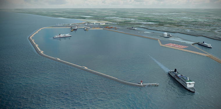 DMC signs Xbloc license agreement with Bouygues for large Calais Port Expansion